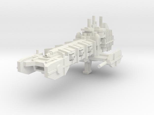 crucero ligero clase vanguardia in White Natural Versatile Plastic