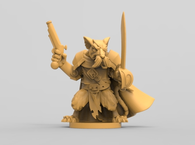 Captain Vurst - Mice and Mystics