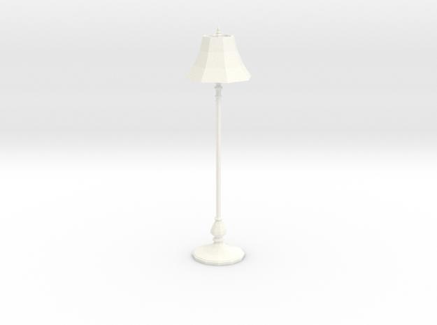 'Finer Fare' Floor Lamp 1:12 Dollhouse