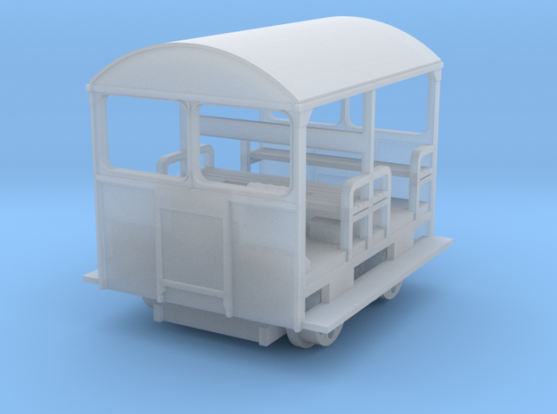Wickham Trolley Car OO from TMC in Frosted Ultra Detail
