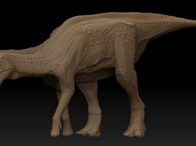 Lambeosaurus m. Eating Large 3d printed Description