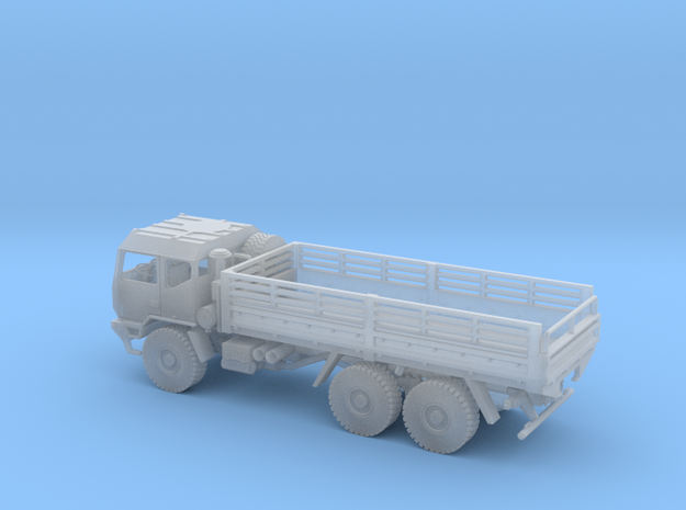 IVECO M-250 40W-Z-Caja-Proto-01 in Frosted Ultra Detail