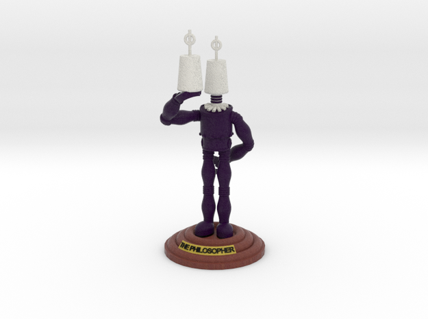 boOpGame Shop - The Philosopher in Full Color Sandstone