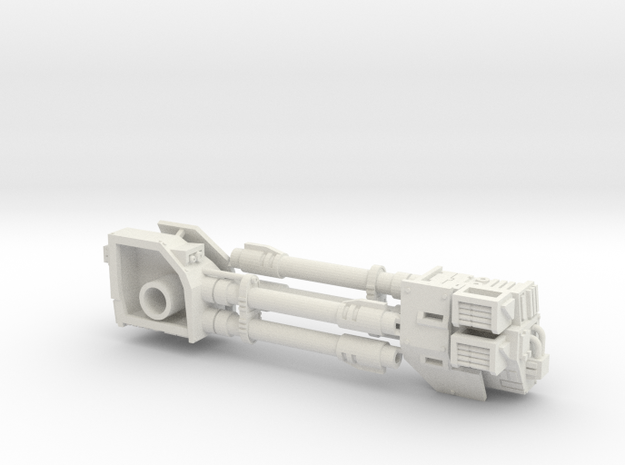 Dreadnought Autocannon arms, 28mm v1.3