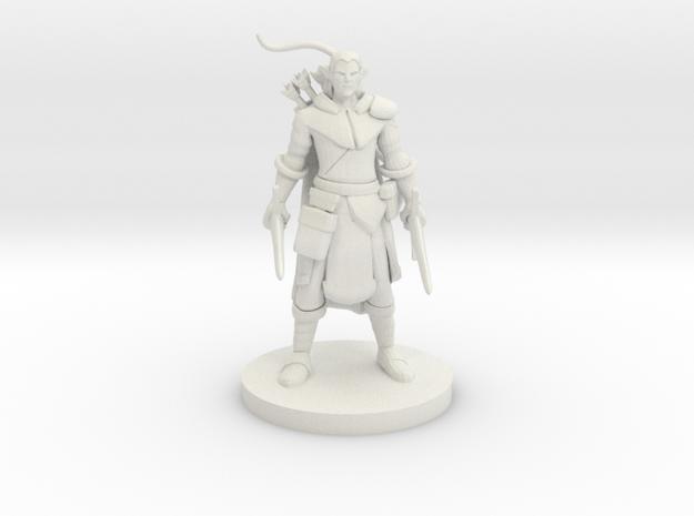 Elf Male Two Sword Ranger