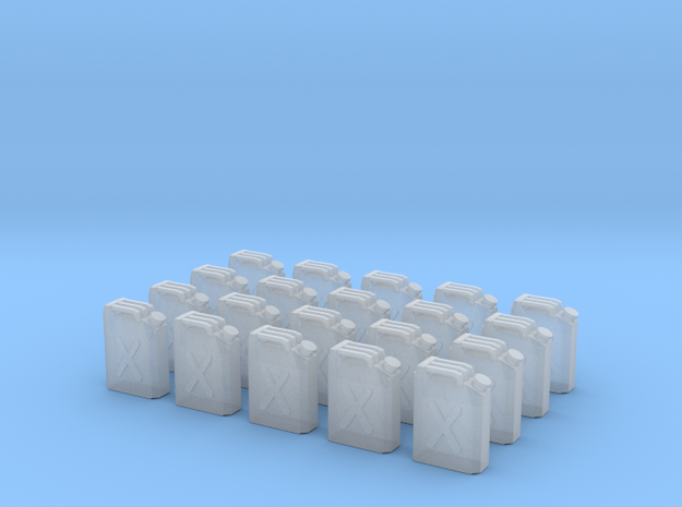x20 Jerrycan in Frosted Extreme Detail