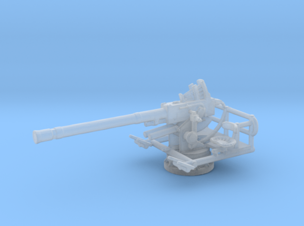 1/180 USN 40mm single bofors in Smooth Fine Detail Plastic