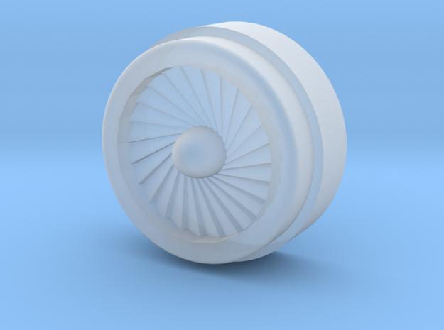 28mm Typhoon Engine Fan in Smooth Fine Detail Plastic