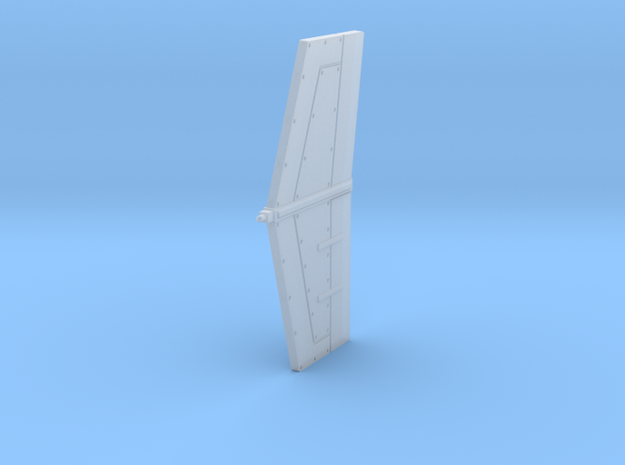 28mm Tempest Right Rear Tail in Smooth Fine Detail Plastic