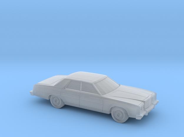 1/220 1977 Ford LTD Sedan in Smooth Fine Detail Plastic
