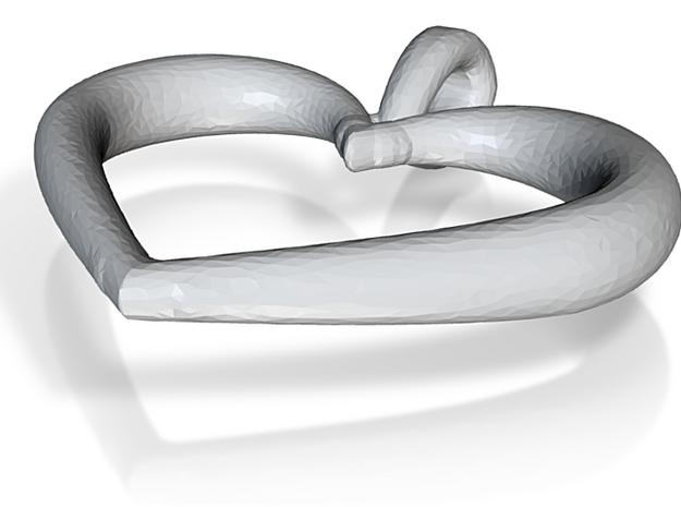 HeartPendant V1 3d printed
