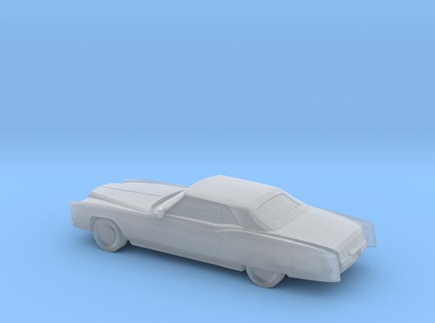 1/220 1971 Cadillac Eldorado Convertible in Smooth Fine Detail Plastic