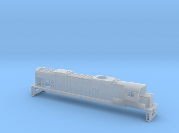 Alco C636 Shell (N) in Smooth Fine Detail Plastic
