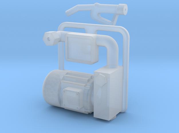 Pumpe und Zapfhahn in Smooth Fine Detail Plastic