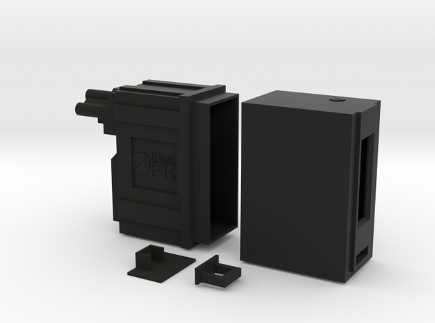 BlastFX - E11 Hengstler Counter in Black Strong & Flexible