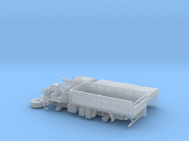 IVECO M-170-100-Piezas-Proto-01 in Smooth Fine Detail Plastic