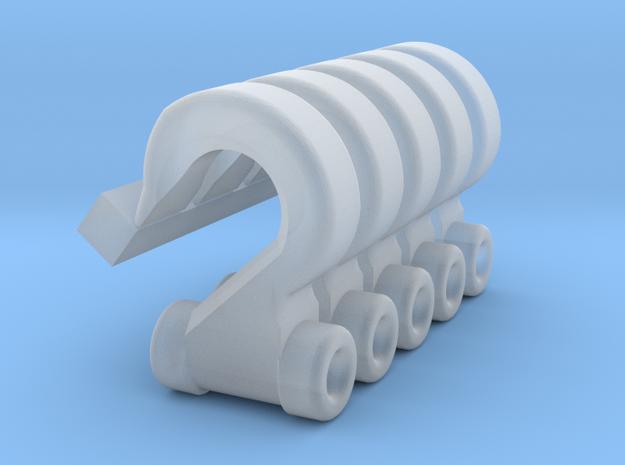 5x Haken Forst Seilwinde in Smooth Fine Detail Plastic