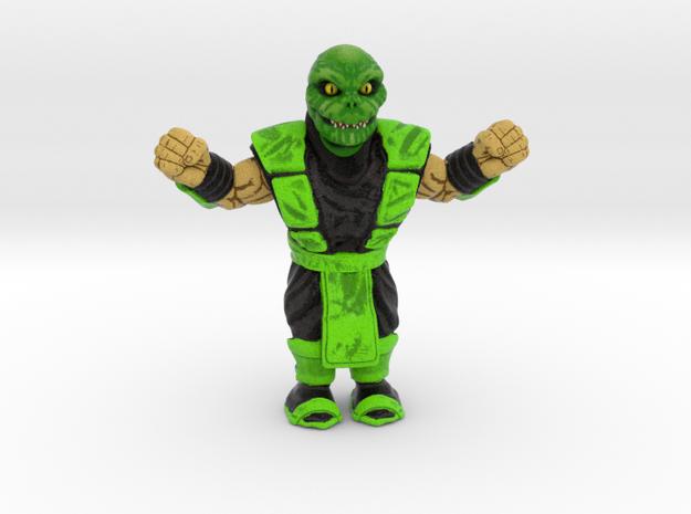 Fatality Reptile 1 in Full Color Sandstone