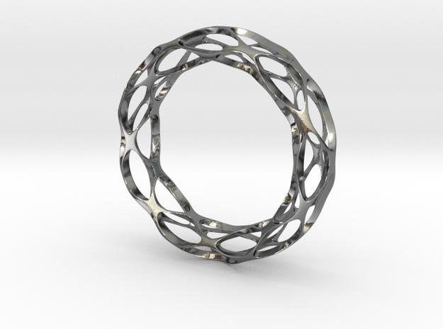 Vornado in Polished Silver
