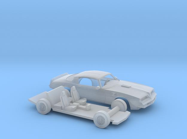 1/160 1977 Pontiac Firebird Trans Am Kit