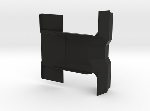 CMAX Comanche Firewall and Console in Black Natural Versatile Plastic