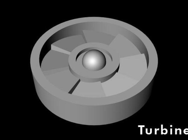 turbine-solo 3d printed Turbine-solo