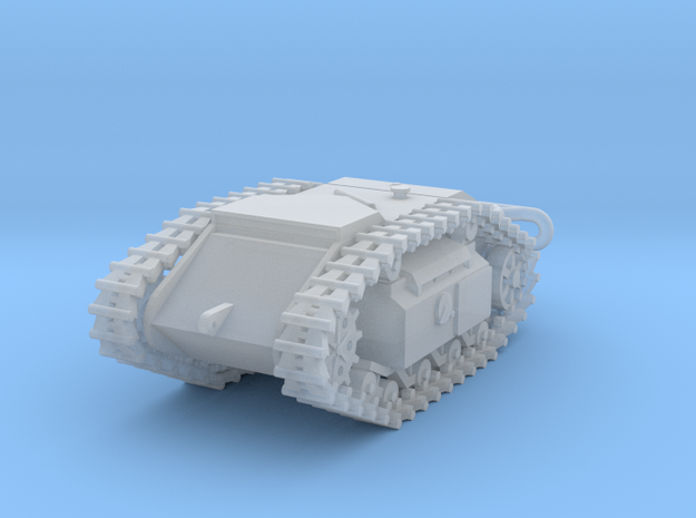 EQ27D Sdkfz 303a Goliath (1/72) in Frosted Ultra Detail
