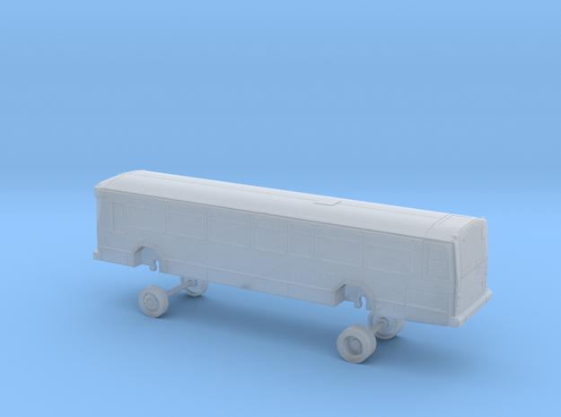 N Scale Bus Gillig Phantom Sacramento RT 9000s in Smooth Fine Detail Plastic