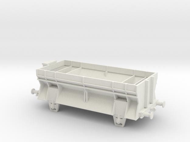 Ot 04 DRG Scale  TT in White Natural Versatile Plastic