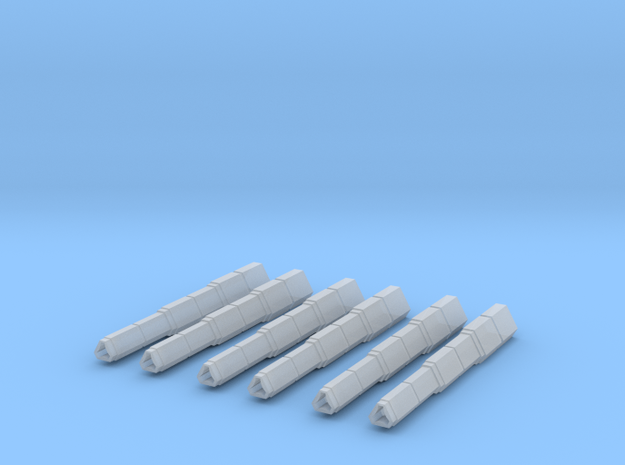 Light Railguns set