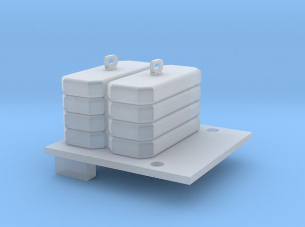 Zentralballast für Wiking Xerion 5000