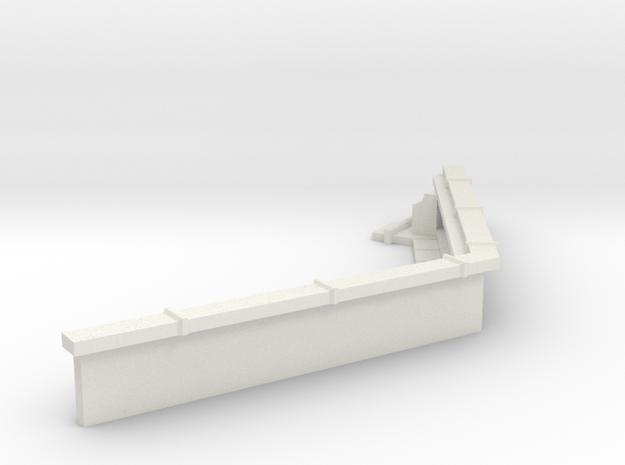 HOea432 -  Architectural elements 5 in White Natural Versatile Plastic