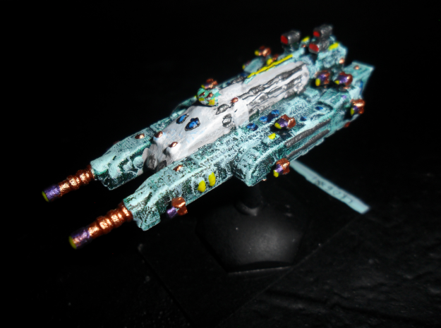 WE302 Larafsyn-Kaylo Battlecruiser