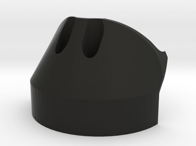 Boosted v2 - Motor Race Caps - MRE (v1.0) in Black Strong & Flexible