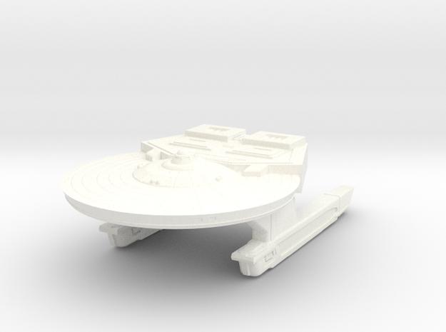 New Light Cruiser in White Processed Versatile Plastic