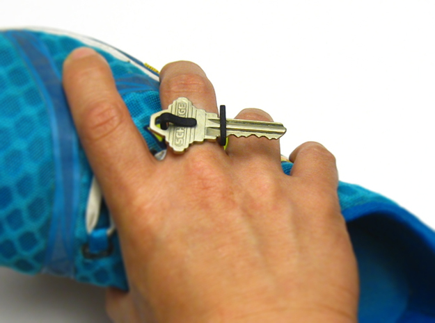 Keon V1*, a ring that holds your key(s)