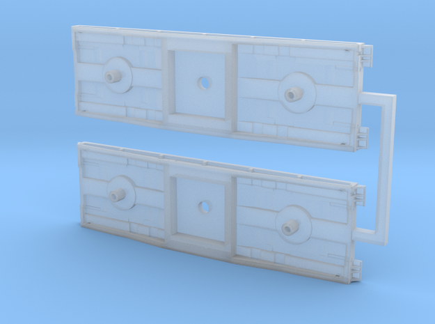 1:220-PKP set 401Ze + 401Ze  in Smoothest Fine Detail Plastic