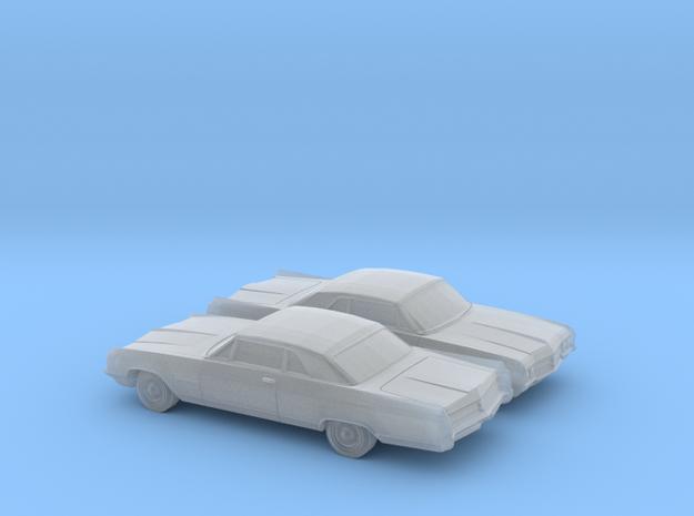 1/160 2X 1964 Buick Wildcat Coupe