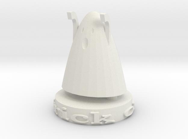 Model toys in White Natural Versatile Plastic