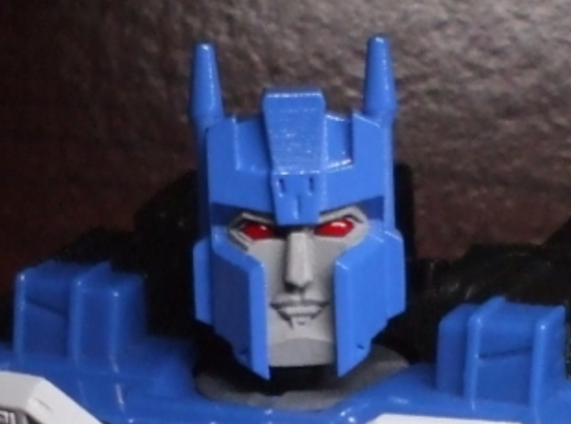IDW head for TR Overlord in Smooth Fine Detail Plastic
