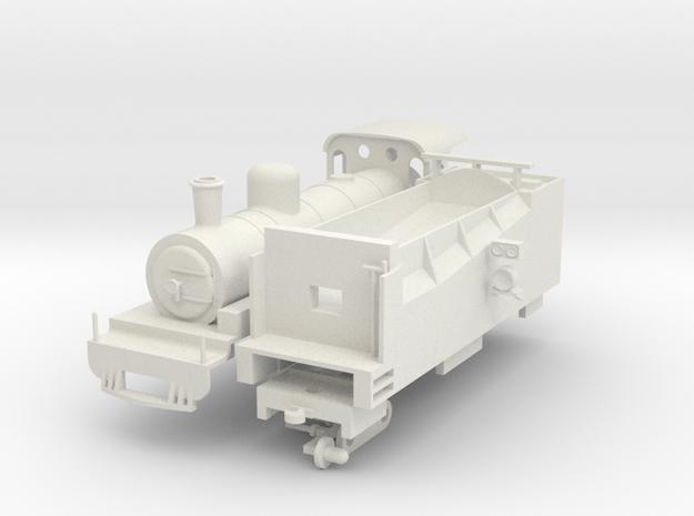 BM7-006B SAR NG15 No.NG17 as Built 7mm in White Natural Versatile Plastic