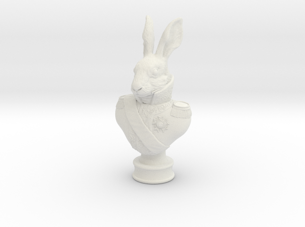 Small Viscount Hare Bust