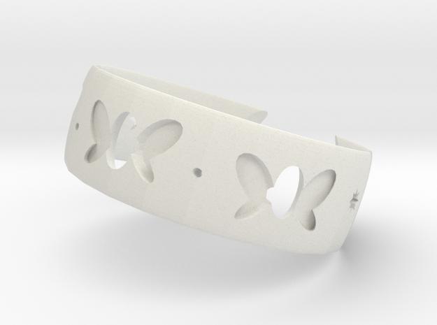 pierid in White Natural Versatile Plastic