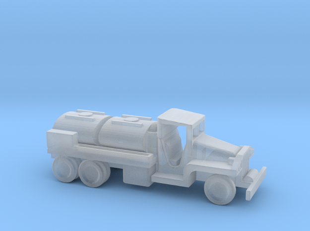 1/245 Scale CCKW Fuel Truck in Smooth Fine Detail Plastic