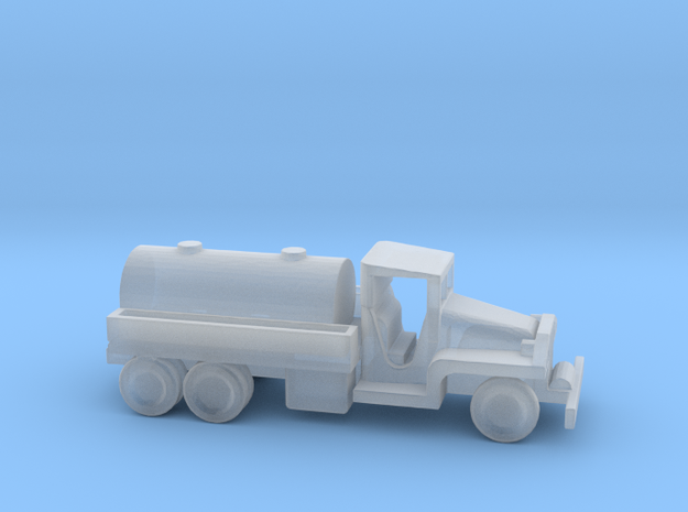 1/245 Scale CCKW Water Truck in Smooth Fine Detail Plastic