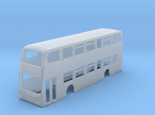 ADL Enviro Stagecoach Bodyshell Only 1/148 in Smooth Fine Detail Plastic