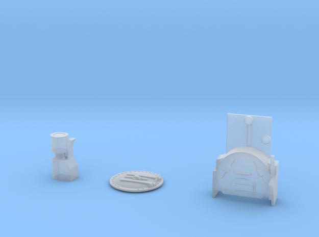 Rheneas to Dolgoch Conversion set 009 in Smooth Fine Detail Plastic