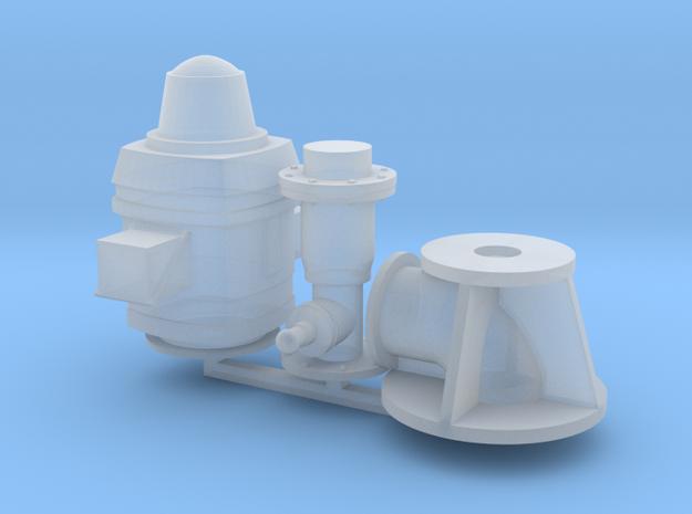 1/64 Scale Large Frame Motor Irrigation Pump Kit