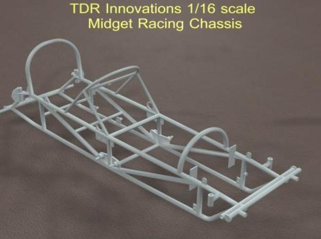 1/16 Midget Chassis 3d printed Description