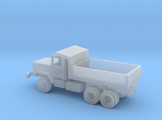1/144 Scale M930 Dump Truck in Smooth Fine Detail Plastic